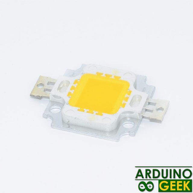Светодиод 10W 800-900LM SMD 6000-6500K 12V