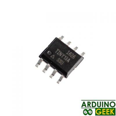 Микроконтроллер ATTINY13 корпус SOIC-8