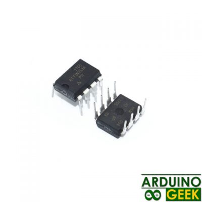 Микроконтроллер-ATTINY13-корпус-DIP-8