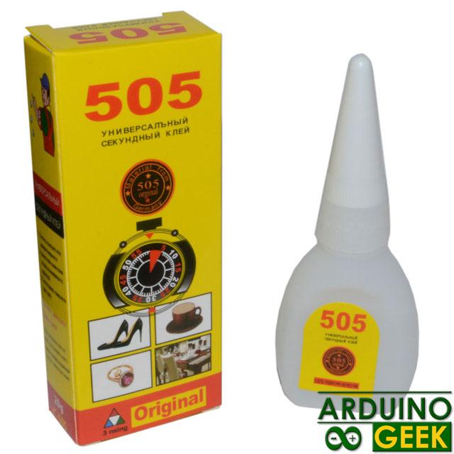 Клей СЕКУНДА 505 суперклей