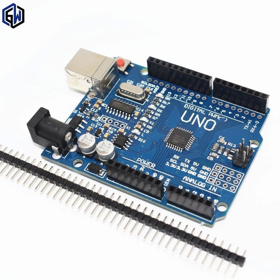 Arduino UNO R3 Купить Украина Tenstar Robot