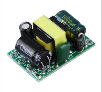 Преобразователь напряжения AC-DC 220В>>5В 700mA