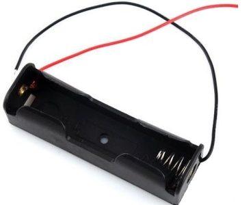 Держатель для литиевой батареи 18650