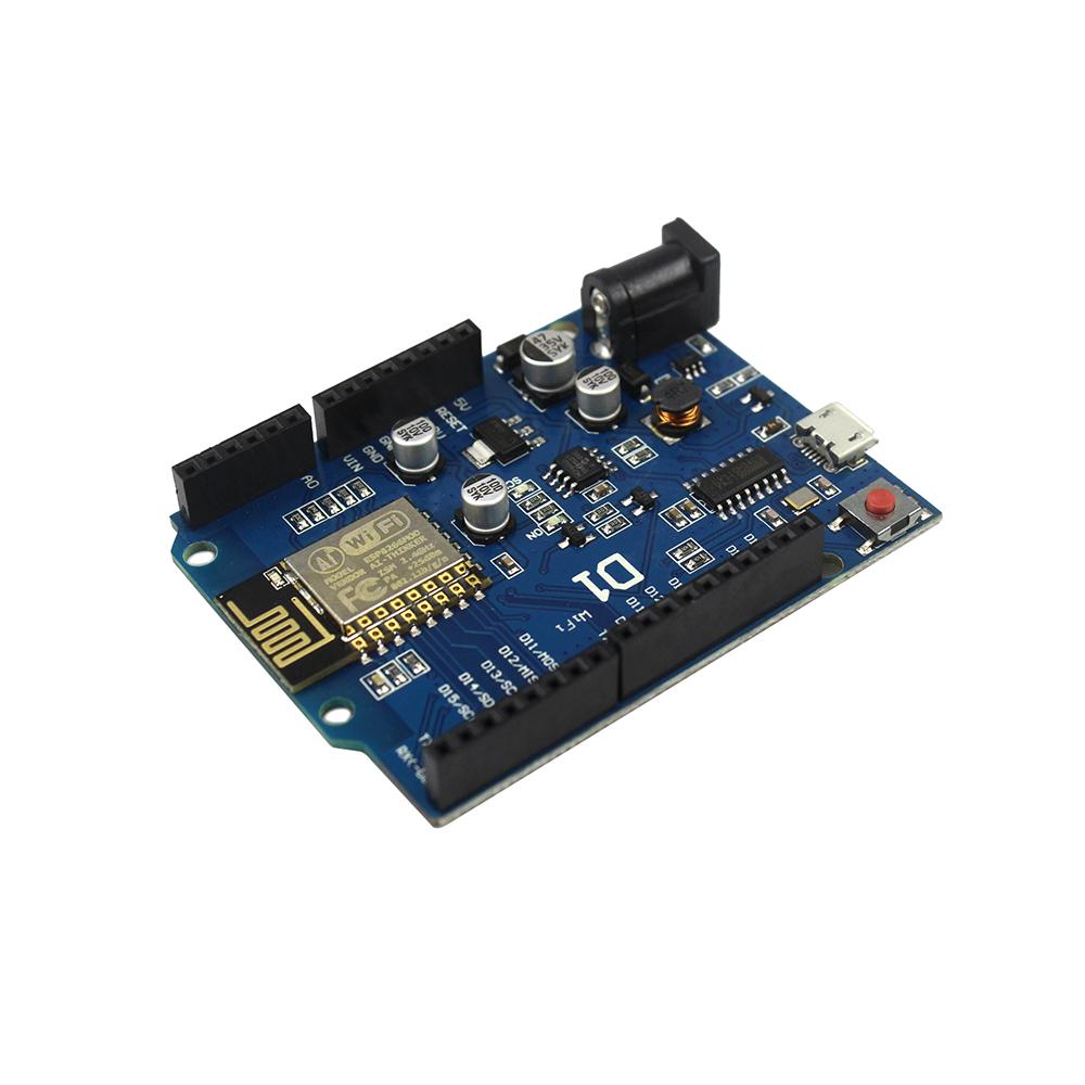 ESP-12E wemos D1 Wi-Fi ООН на ESP8266