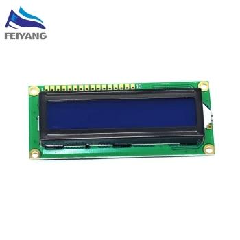 ЖК-Дисплей 1602 5 В HD44780 синий экран