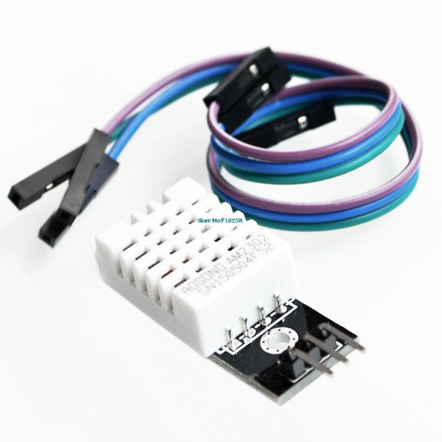 Модульный датчик температуры и влажности DHT22 Сенсор AM2302 + PCB eith кабель