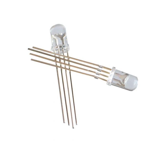 Светодиоды5 мм RGB LED F5 общий катод