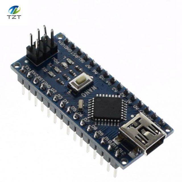 Arduino nano v3.0 с контактами