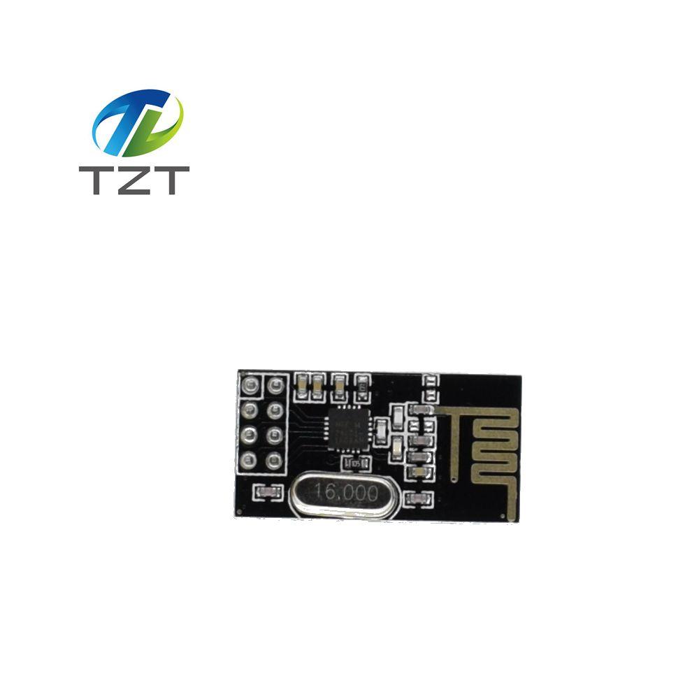 Модуль беспроводной передачи данных 2.4 Г NRF24L01 без антены