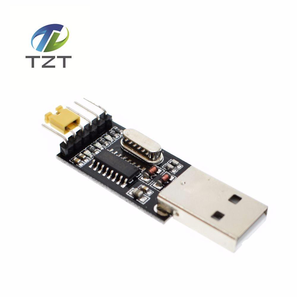 Конвертер USB - TTL UART на микросхеме CH340G. 3.3 В/ 5 В